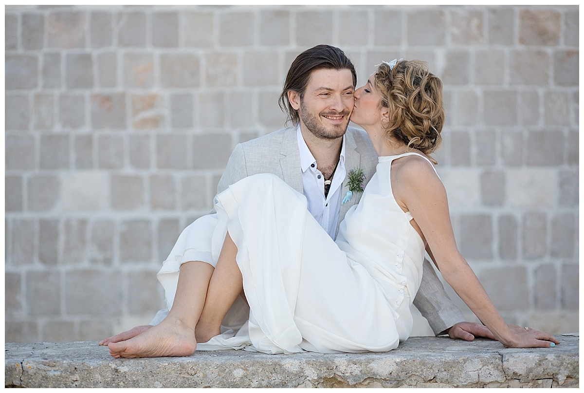 Entspannt heiraten in Kroatien - Inspirations-Shooting am  wilden Mittelmeer| Verrueckt nach Hochzeit | Fotos: http://www.weddingmemories.de/