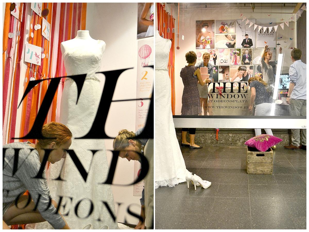 Wie ein komplettes Konzept für eine Hochzeit entsteht| The Window am Odeonsplatz | Verrueckt nach Hochzeit