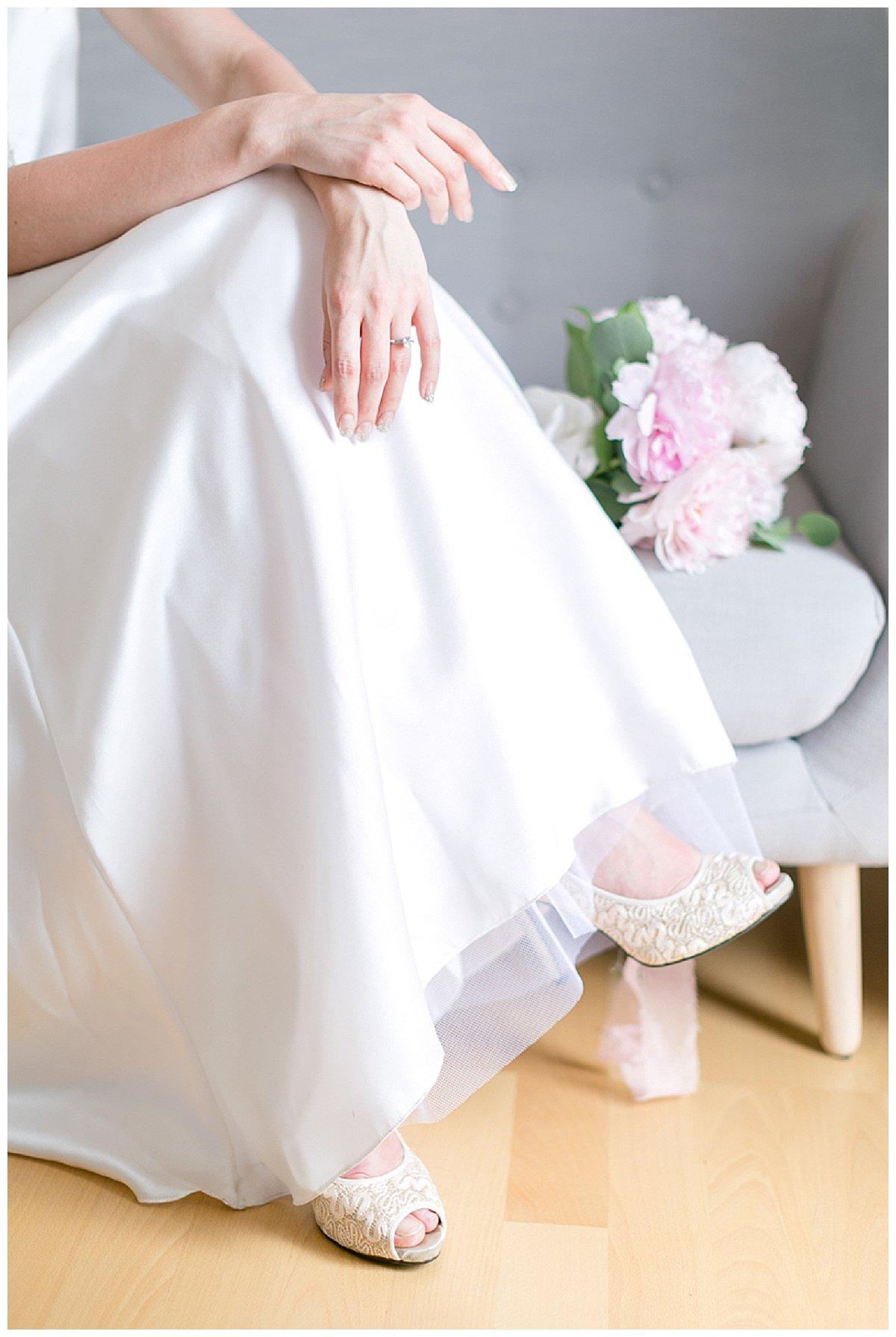 ein Brautkleid - drei Looks | Verrückt nach Hochzeit | Foto: http://susannewysocki.de/