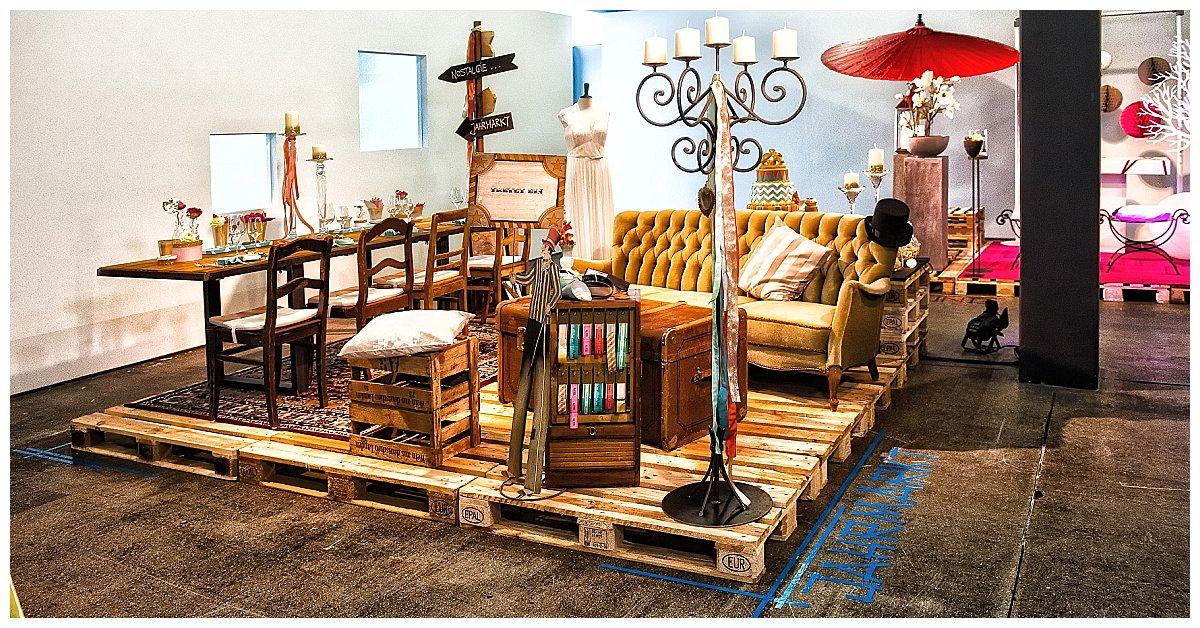 alternative Hochzeitsmessen 2014 / 2015 | Verrückt nach Hochzeit | Foto: blickfang Eventdesign
