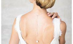 Die heißestens Brautmode-Trends 2015: Hochzeitskleider mit tiefem Rücken