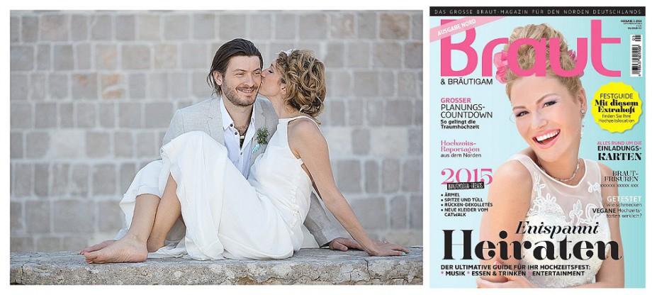 Hochzeitsinspiration ausKroatien | Verrückt nach Hochzeit| Foto: Weddingmemories
