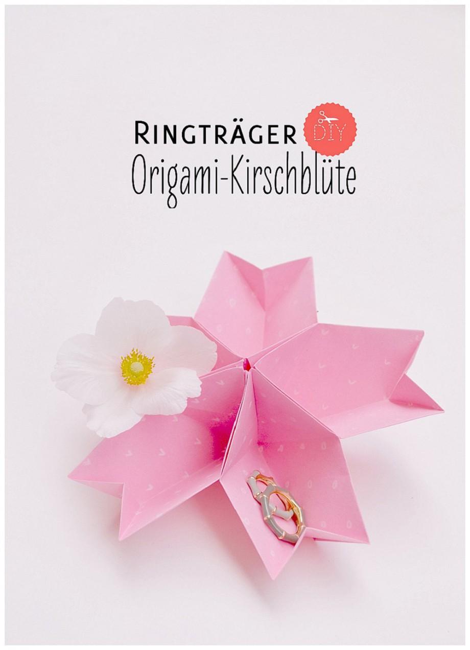 Ringkissen_Kirschblüte_Origami_DIY_Anleitung_Aufmacher_Verrueckt nach Hochzeit_Hochzeit 2014_Jahresrückblick