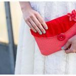 Der Countdown geht weiter: Schnittmuster für deine Brauttasche