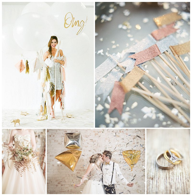 Wedding Trends 2015: Mixed Metals | Verrueckt nach Hochzeit