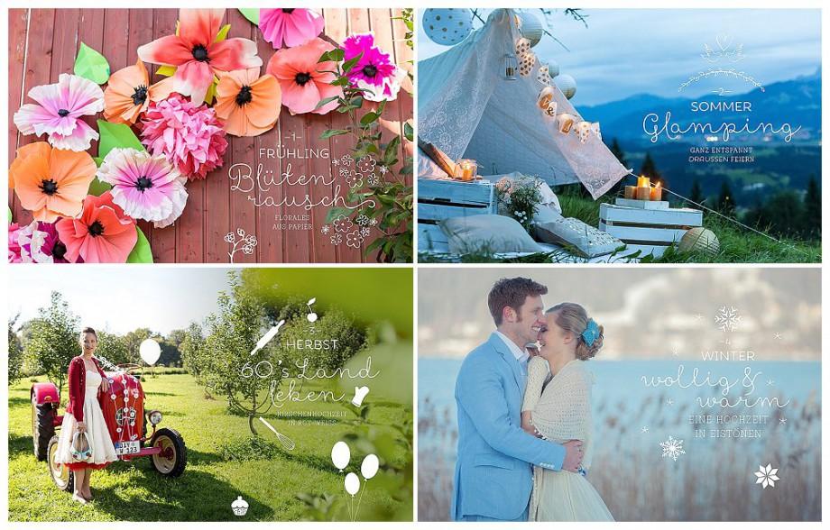 Hochzeit mit Liebe selbstgemacht | BLV-Verlag | Nicola  Neubauer, Julia Romeiß