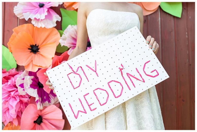 DIY Workshop – Hochzeitsdeko selbstgemacht