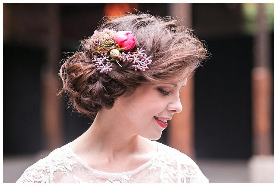Freie Trauung im Boho-Stil | Verrueckt nach Hochzeit | Foto: Kathrin Hesters