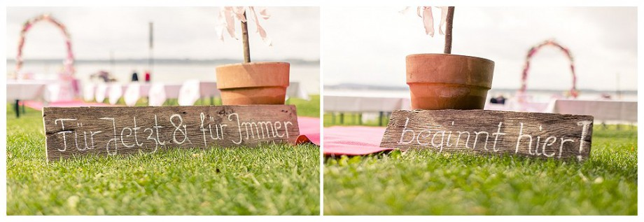 DIY Hochzeit am Starnberger See | Verrueckt nach Hochzeit | Foto: Stephanie Smutny Fotografie