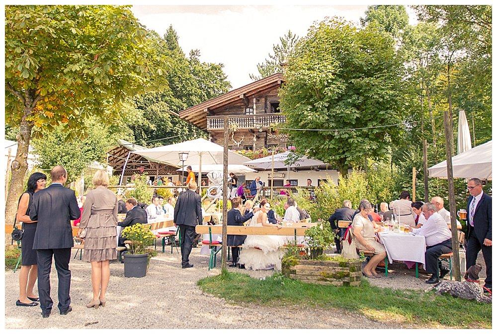 Diy Hochzeit Am Starnberger See
