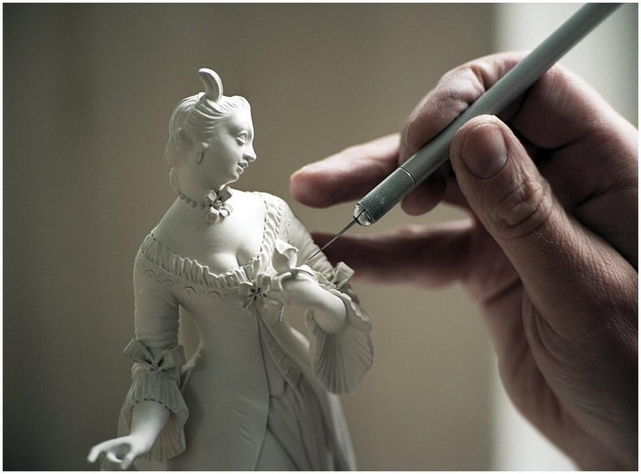 Porzellanfiguren als Gesprächsstarter | Verrueckt nach Hochzeit