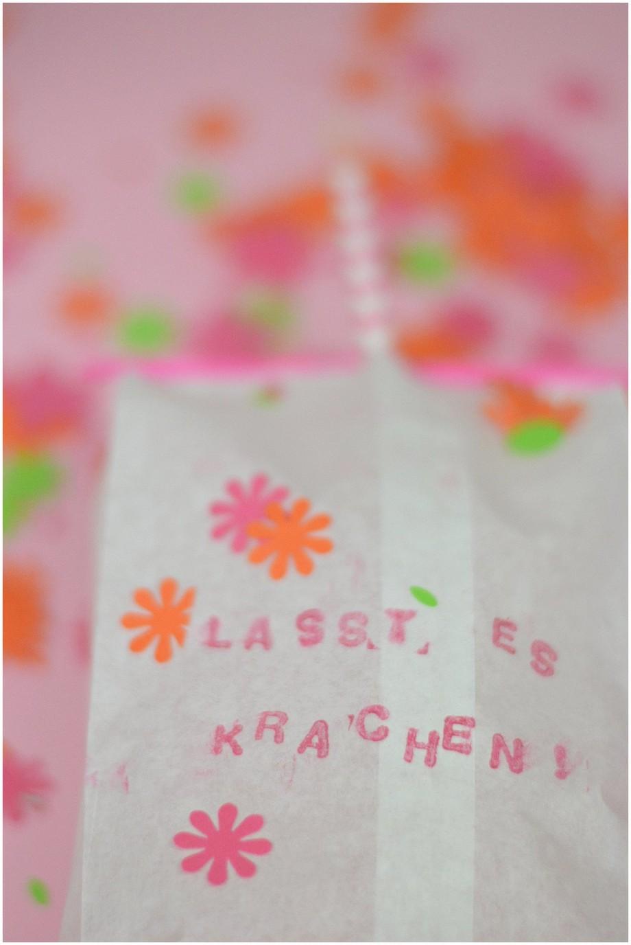 DIY Konfetti-Knalltüte | Verrueckt nach Hochzeit