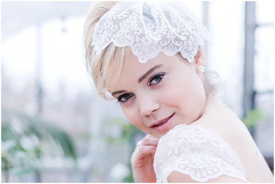 Mit Schleier zur Hochzeit? |Haarschmuck von kido-design | Verrueckt nach Hochzeit
