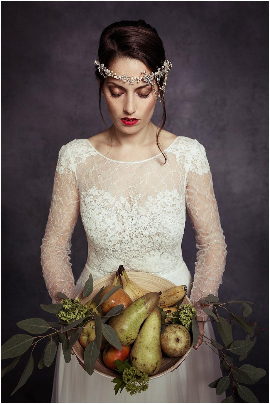 LaChia Haarschmuck für die Hochzeit |Verrueckt nach Hochzeit | Foto: Nicole Mattinger