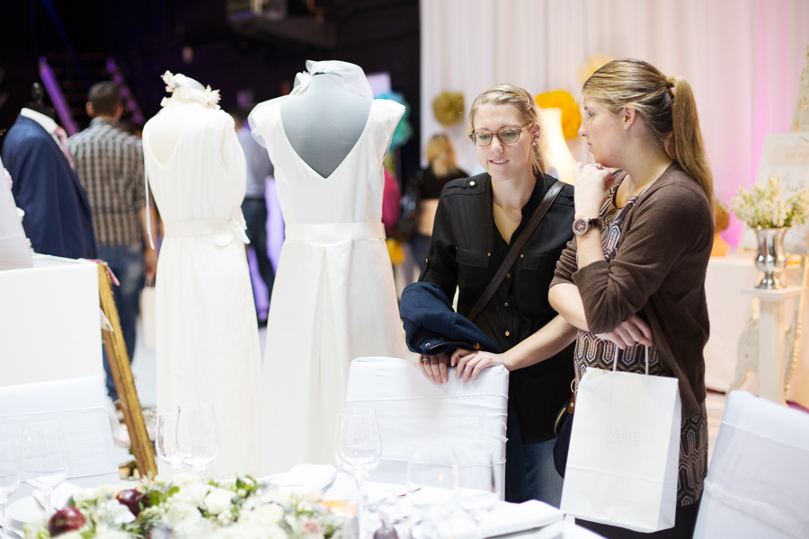 Hochzeitsmessen im Herbst 2015 - Verrueckt nach Hochzeit | Foto: Doreen Kühr