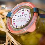 Apfelkompott mit Thymian – Selbstgemachtes Gastgeschenk für eure Hochzeit