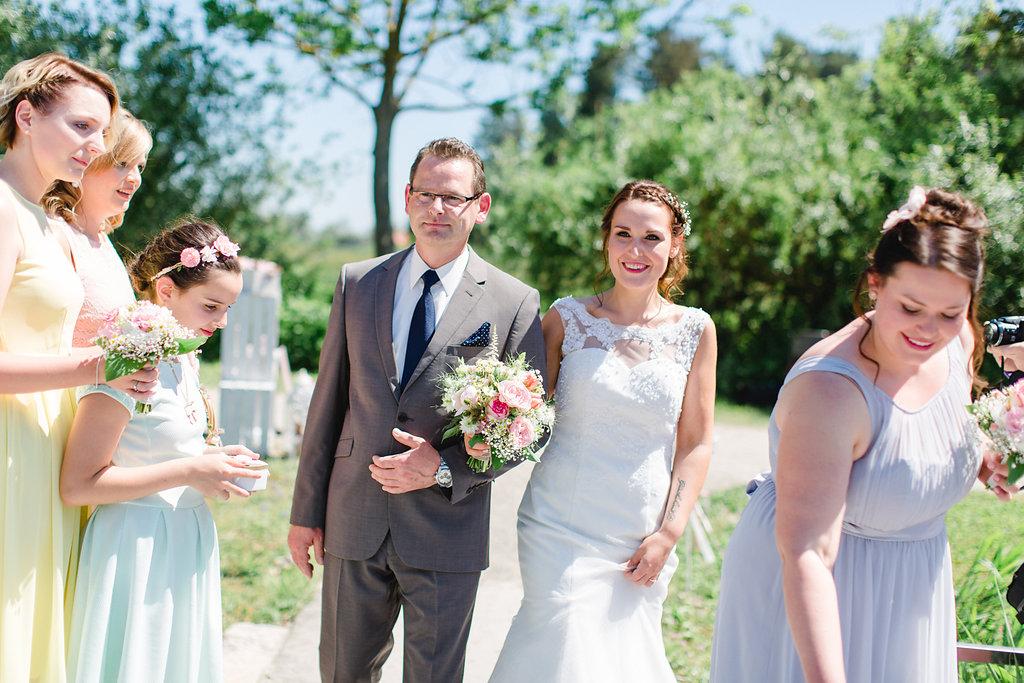 Lisa & Eric: romantische Hochzeit von Carolin Franz Fotografie